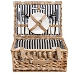 Butler Picknickkorb für 2 Personen