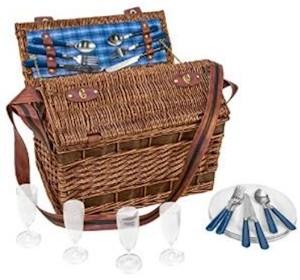 Picknickkorb für 4