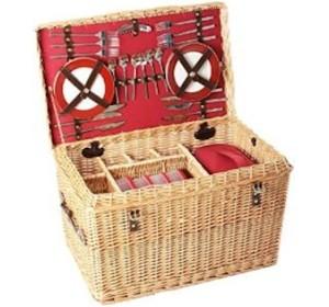 Picknickkorb Goodwood für 6