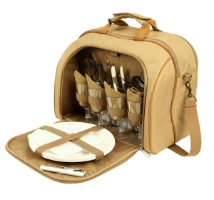 Murray 4 Personen Picknicktasche
