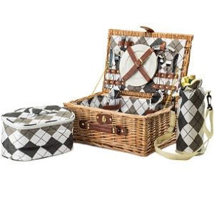 Andrew James Picnic Hamper