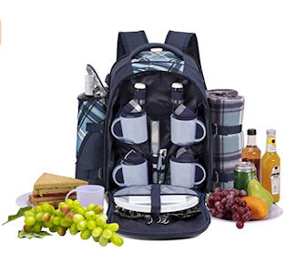 apollo walker picknick rucksack