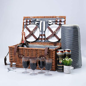 Arkmiido Retro Classic Picknick